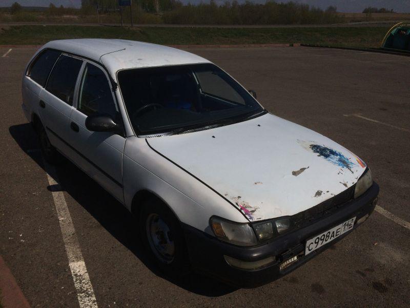 Продам Toyota Corolla, 1991 год
