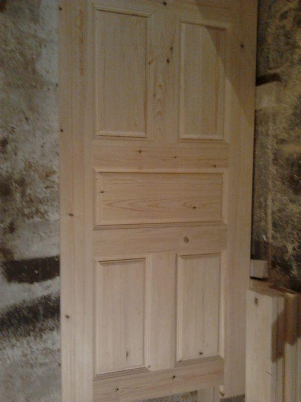 деревянная дверь по вашим размерам