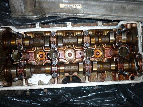 Продам головку блока цилиндров на двигатель Toyota 2E