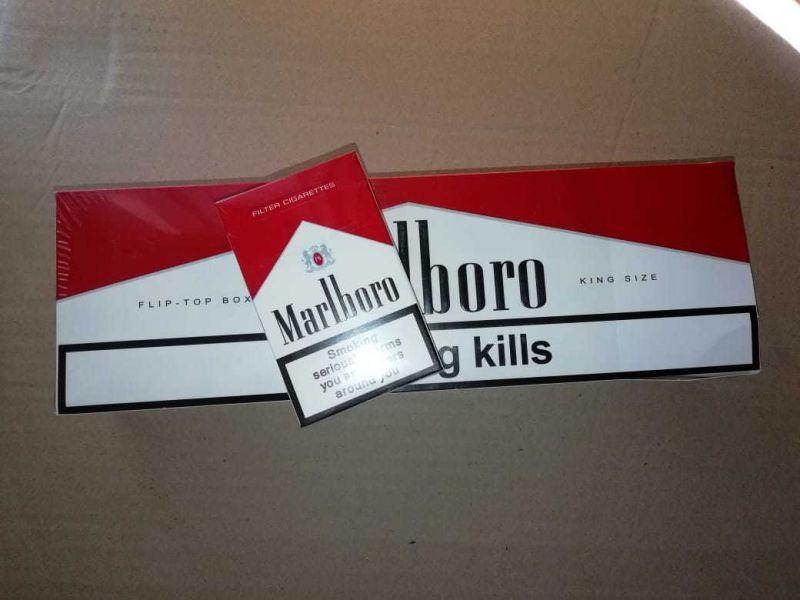 Продажа сигарет оптом от 1 коробки в любой регион
